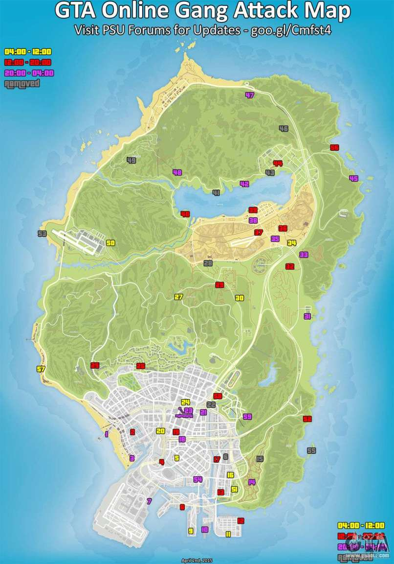 All About Gangs In Gta 5 Online Where