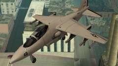 Код на самолет Hydra из GTA San Andreas