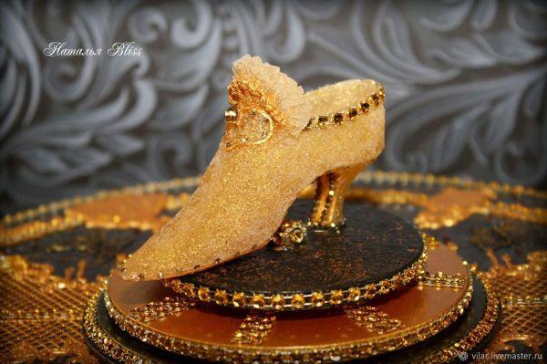 Хрустальная туфелька – заказать на Ярмарке Мастеров ...