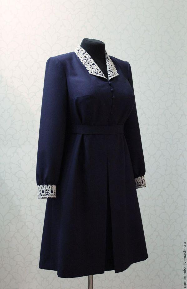 Платье в стиле 40-х годов – заказать на Ярмарке Мастеров ...