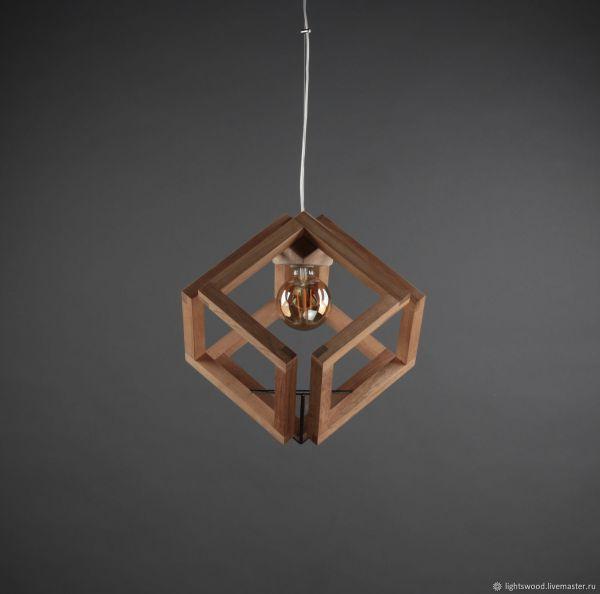 Смарт светильник из дерева Кубиринт #2 – купить на Ярмарке ...