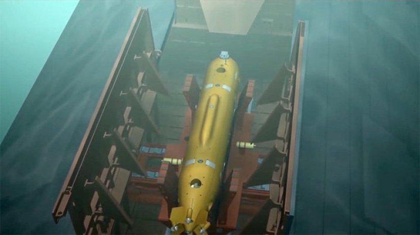 Терминаторы XXI века: на воде и под водой Длиннопост, Роботы-Убийцы, Робот, Никола Тесла, Подводный аппарат, Россия, США, США и Россия