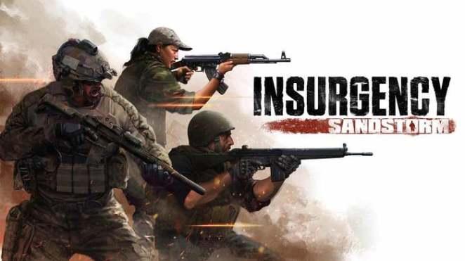 Insurgency: Sandstorm открытое бета-тестирование c 7-10 декабря. Временно, Steam, Халява