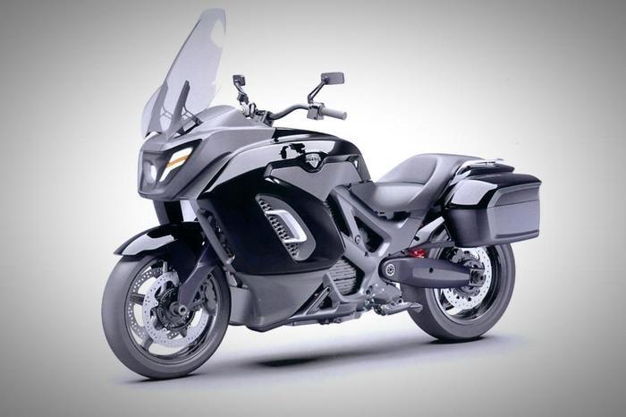 Электрический мотоцикл Aurus: первые изображения Aurus, Электрический мотоцикл, Нами, Калашников, Мотоциклы, Техника, Разработка, Длиннопост