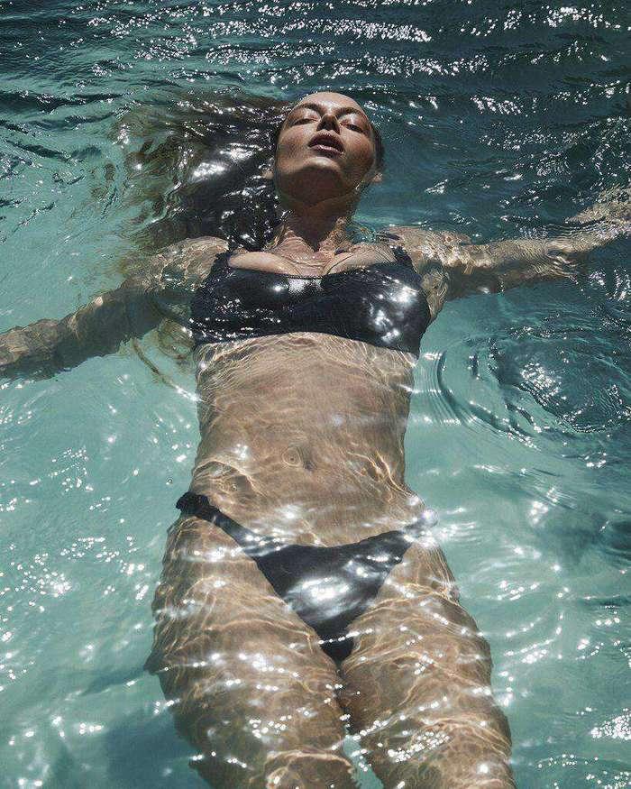 Hannah Ferguson - Madame Figaro Magazine France, July 2020 Красивая девушка, Модели, Длиннопост