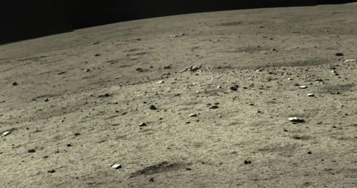 Снимки с бортовой камерой китайской АМС «Чанъэ-5» Китай, Луна, Исследования, Длиннопост
