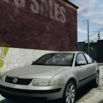 Volkswagen Passat B5 Final For Gta 4