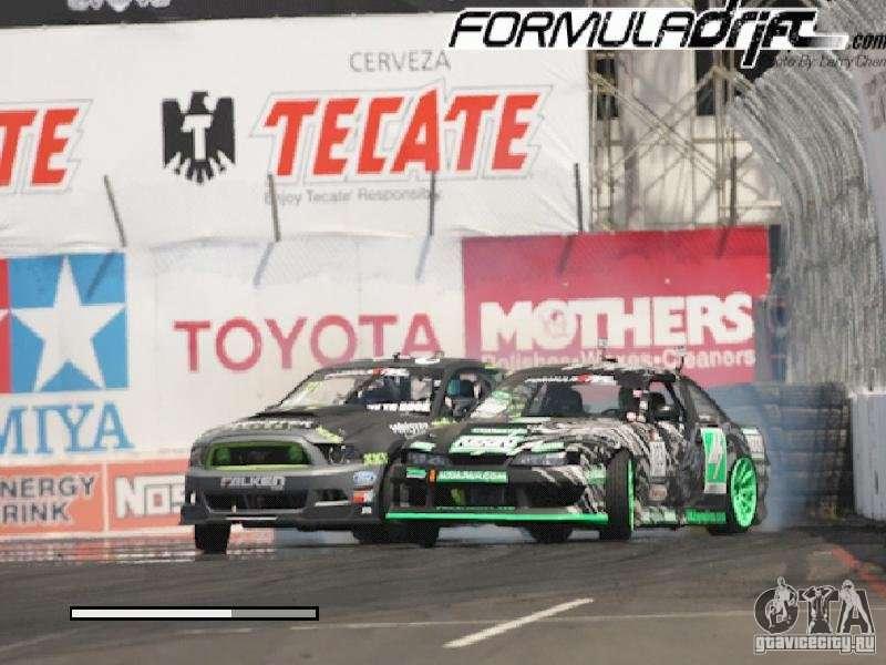 Loading Screens Formula Drift For GTA San Andreas