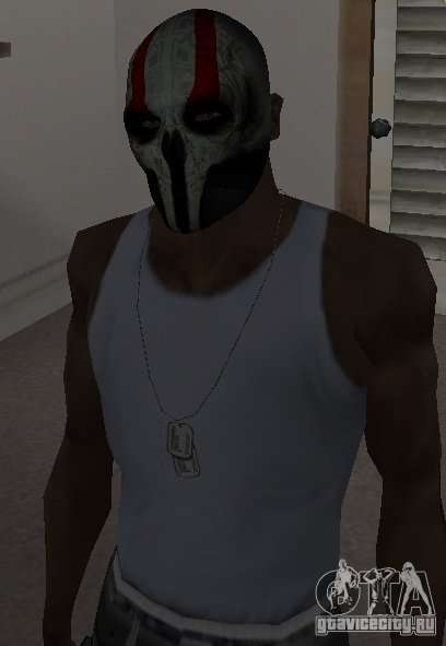 Army Of Two Mask Skull For GTA San Andreas