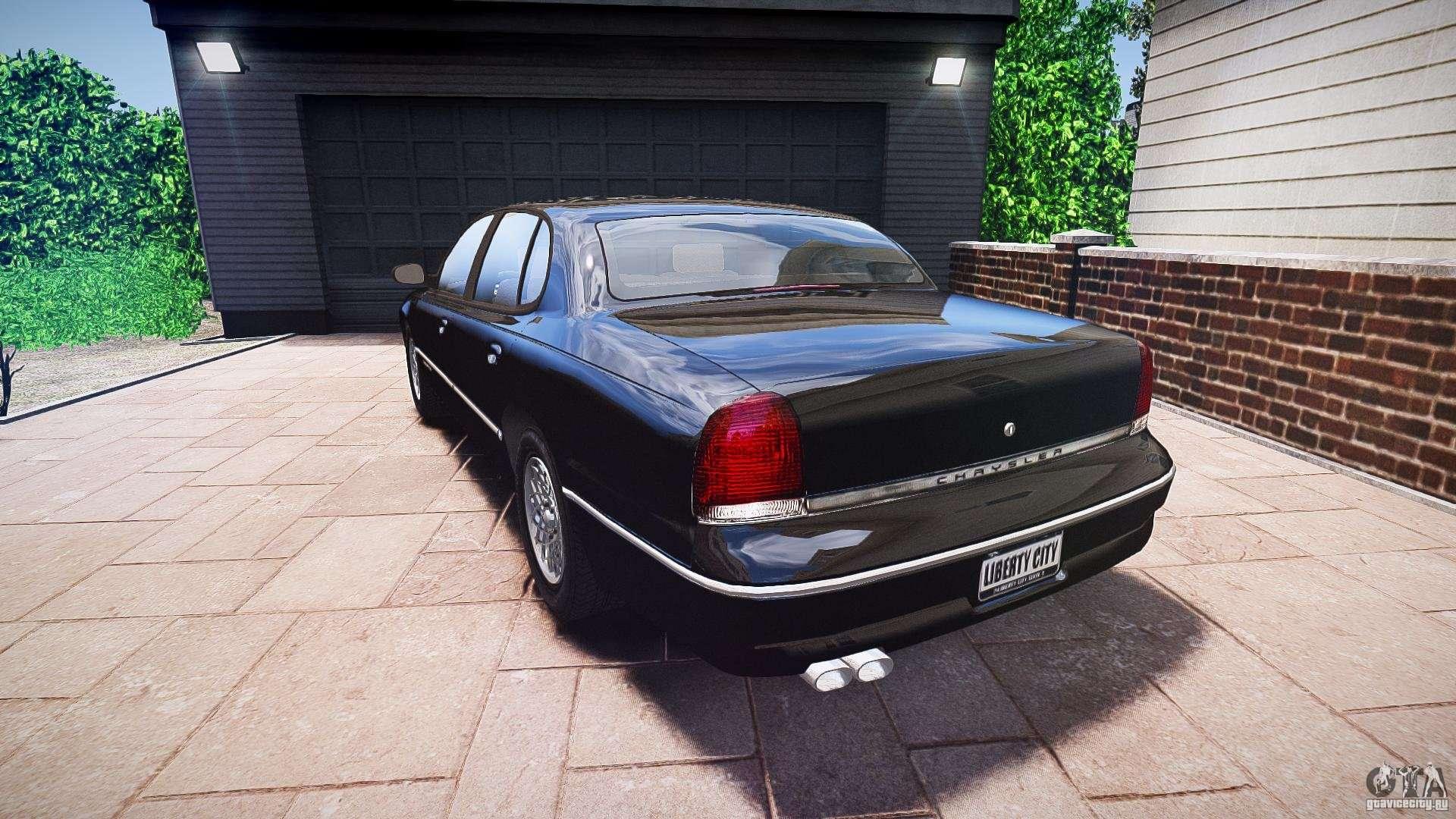 Chrysler New Yorker Lhs For Gta 4