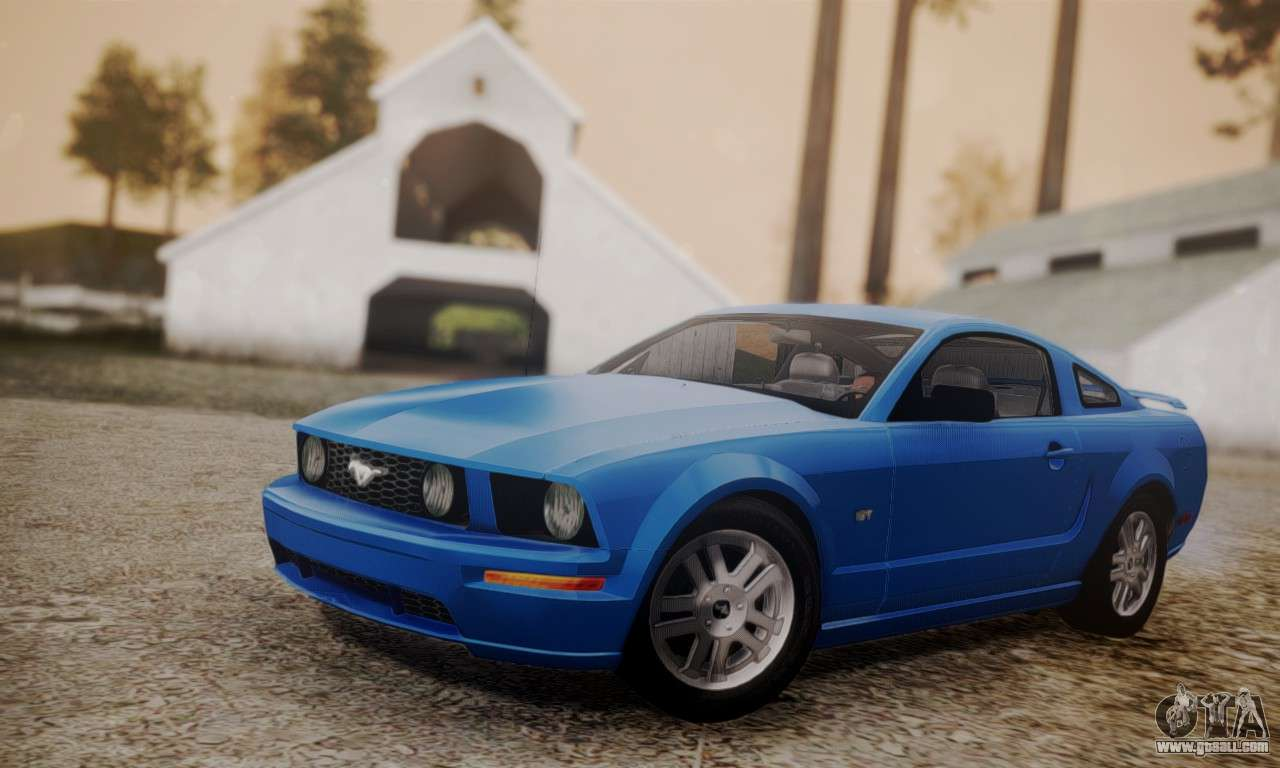 Used ford mustang in cape coral, fl with truecartruecar has 394 used ford mustang for sale in cape coral, fl, including a shelby gt350 fastback and a v6 coupe. Ford Mustang Gt 2005 V2 0 For Gta San Andreas