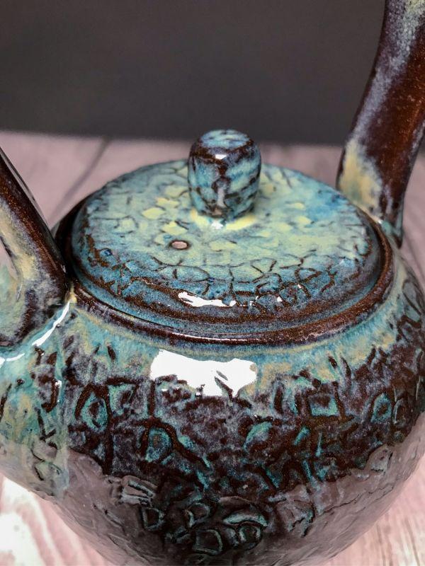 Чайник «Морские камушки» – купить на Ярмарке Мастеров ...