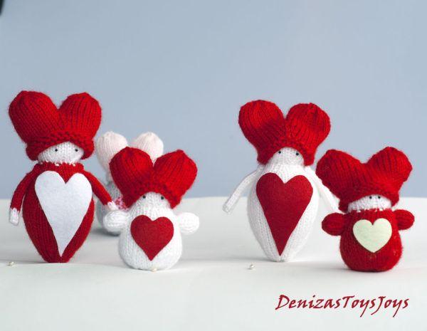 Сердечки Валентинки Фото - bookfindmy