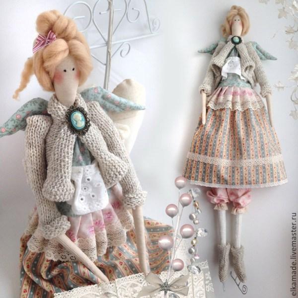 Интерьерна кукла Тильда Пелагея – заказать на Ярмарке ...