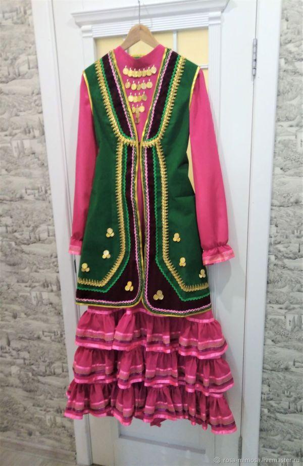 Национальный костюм Башкирский – купить в интернет ...