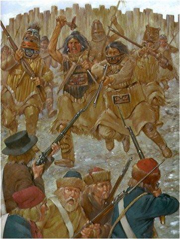 """""""Чья это война"""", или военное дело тлинкитов: svart_ulfr ..."""