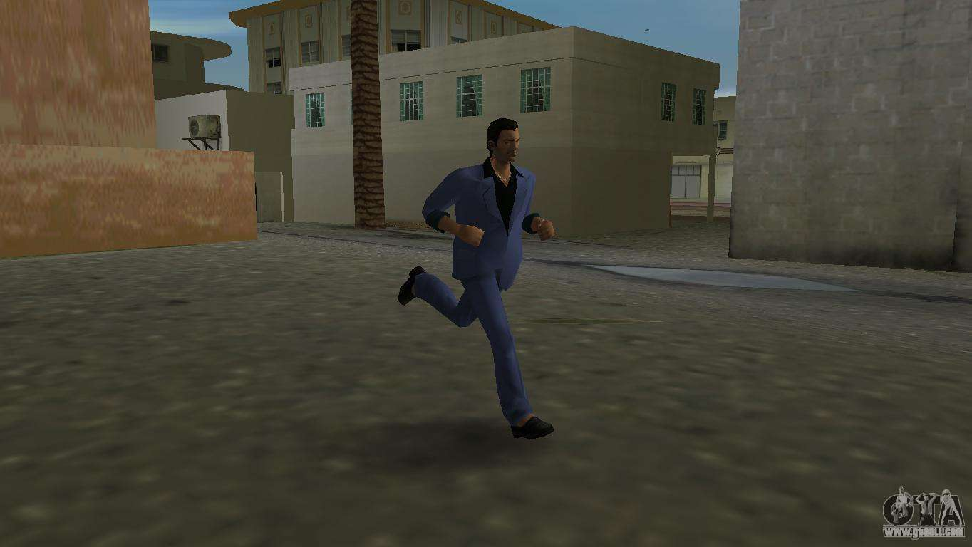 Animation From Gta Vice City Stories For Gta Vice City