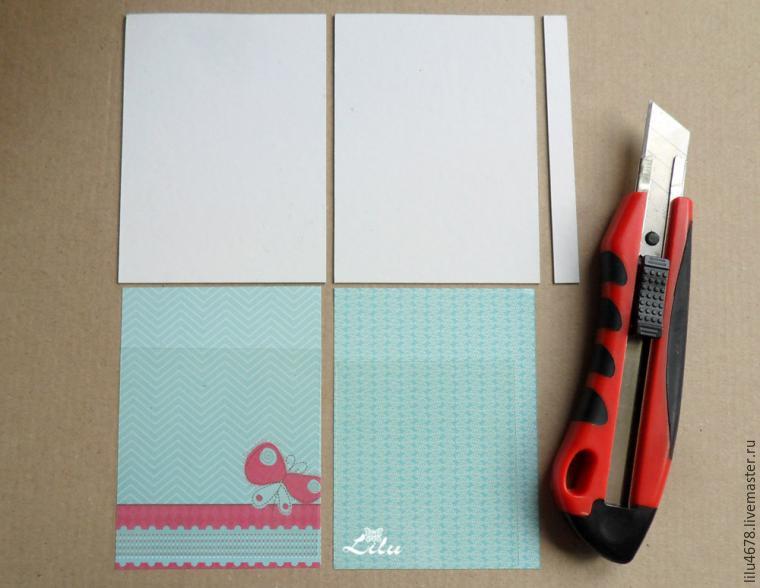 """""""Micul ajutor să fiu!"""" creăm un mini-jurnal, fotografia numărul 8"""