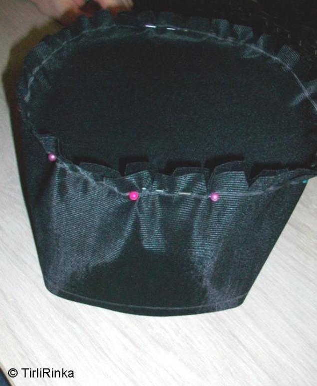 Как сшить шляпу-треуголку, фото № 4