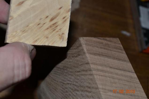 Come fare una maniglia del coltello, foto № 3