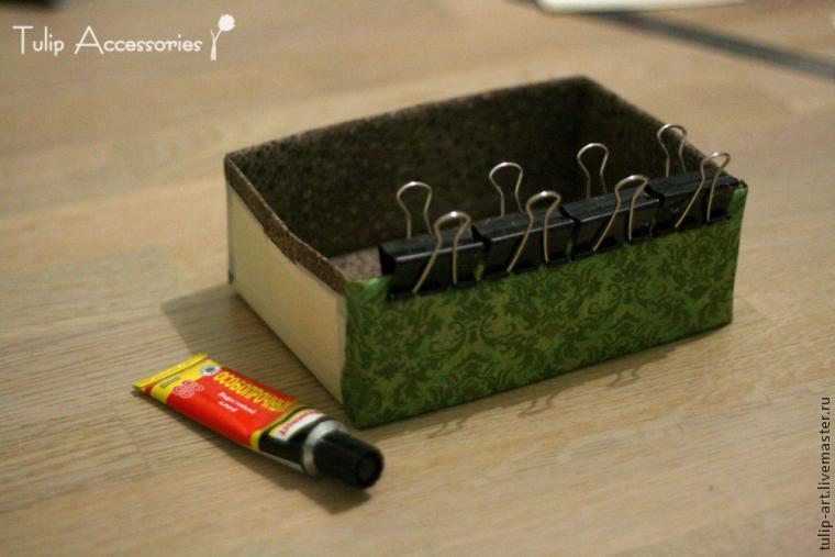 Kotak kabinet dengan tangan anda sendiri, foto № 15