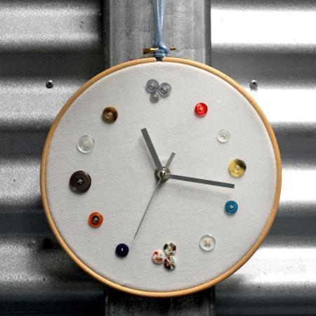 Siirrytään eteenpäin! Tai täsmälleen 50 DIY-kelloideota! osa 1, valokuva numero 28