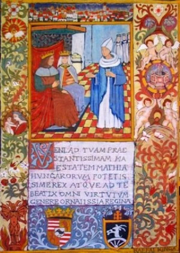 Человек Ренессанса, король Матиаш Корвин | Журнал Ярмарки ...