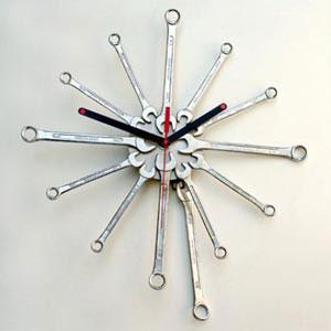 Siirrytään eteenpäin! Tai täsmälleen 50 DIY-kelloideota! osa 1, valokuva numero 36