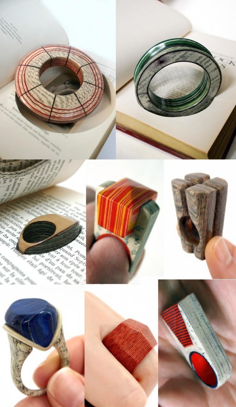 Aplicarea neobișnuită a materialului obișnuit 75 Decorațiuni originale din hârtie, Foto № 31