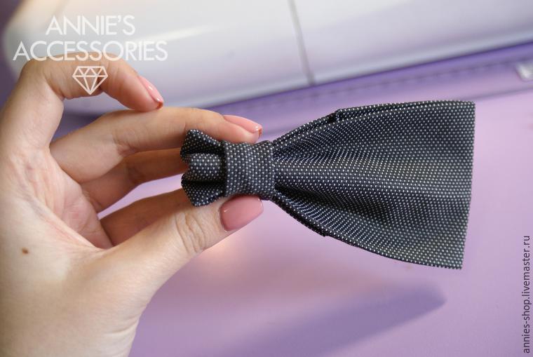 Hogyan kell varrni egy csokorkendő 10 egyszerű lépésben, Photo № 13