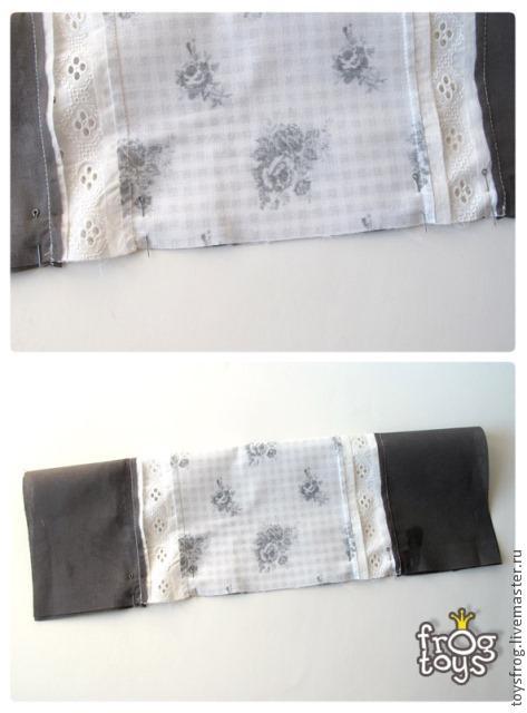 Tyynyliina tyynyllä rullalla, kuva № 7
