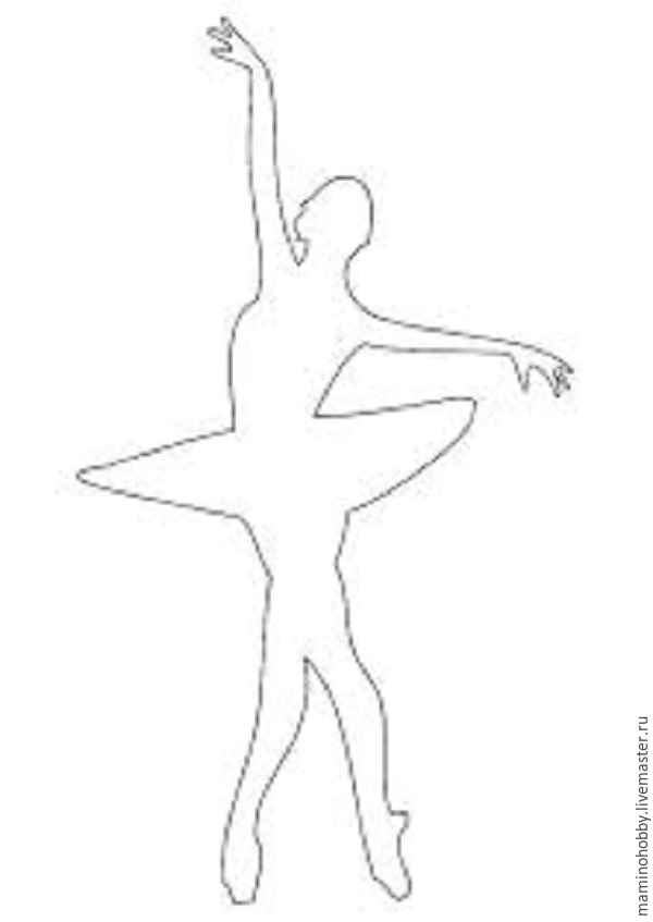 Balet di tingkap, atau memotong salji yang menarik, foto № 11