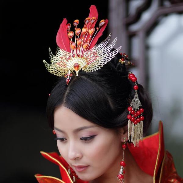 Украшения для причесок в Китае: от древности к ...
