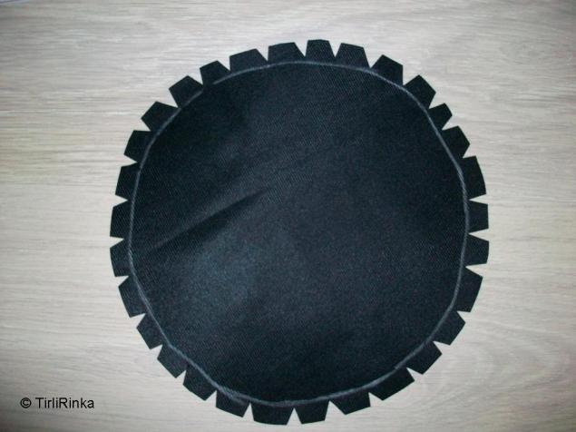 Как сшить шляпу-треуголку, фото № 3