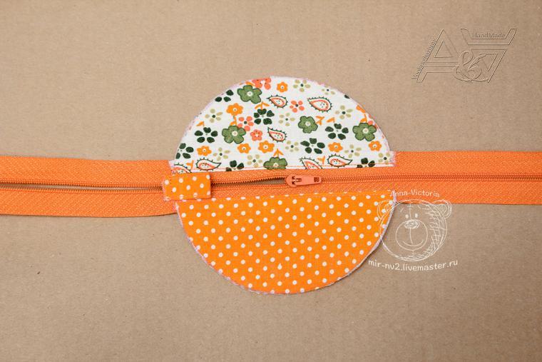 Шьем милый чехол для наушников и иных мелочей, фото № 14
