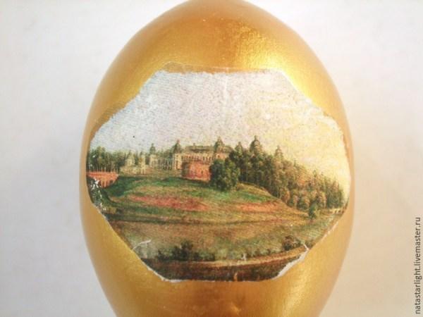 Декорирование пасхального яйца в русском стиле Журнал