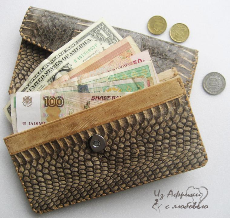 Portofel cu bani