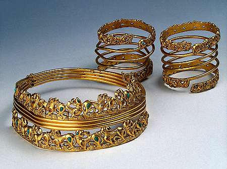 Галерея драгоценностей золото скифов Часть 1 Журнал
