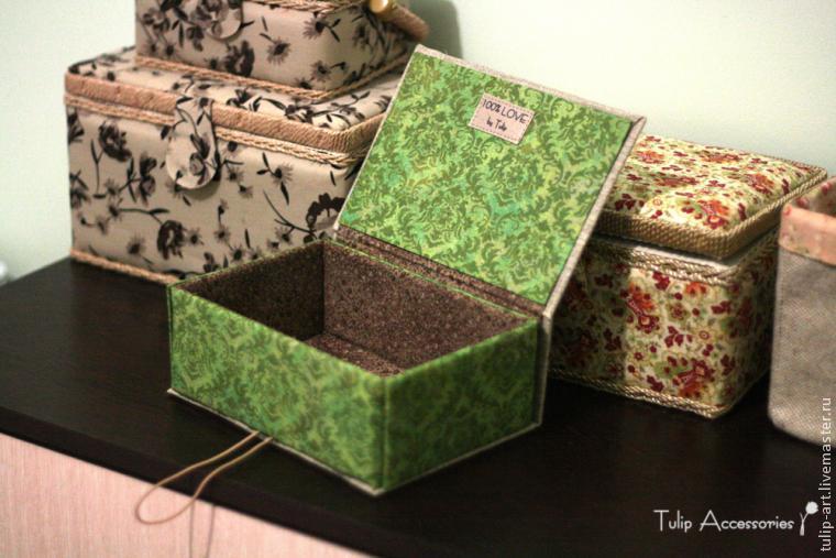 Kotak kabinet dengan tangan anda sendiri, foto № 26