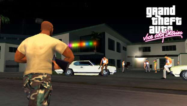 The Release Of Vice City Stories PSP In Europe