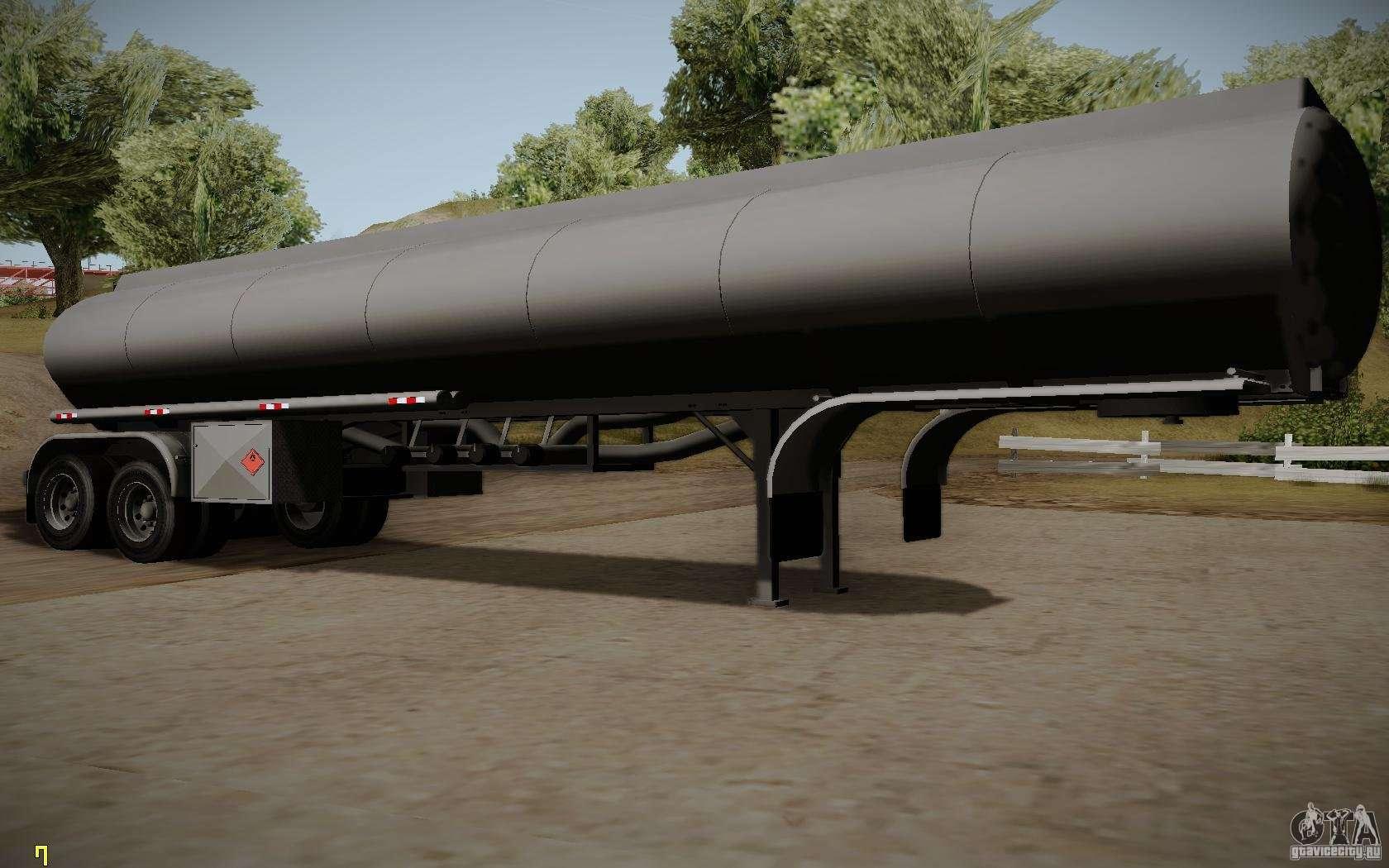 Caravan From Mack Pinnacle Rawhide Edition For Gta San Andreas