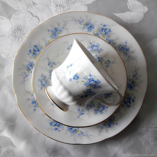 Винтаж: Чайное трио, Royal Standard – купить на Ярмарке ...