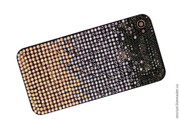 Крышка на айфон 4/4s – купить на Ярмарке Мастеров ...