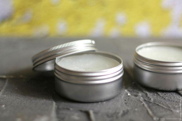 Дезодорант-кристалл в баночке – купить на Ярмарке Мастеров ...