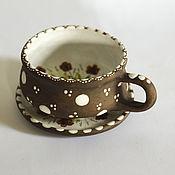 Керамическая настенная тарелка – заказать на Ярмарке ...
