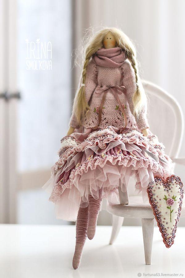 Кукла тильда TEYA – заказать на Ярмарке Мастеров – HZTFNRU ...