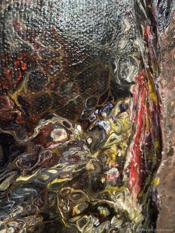 Картина абстракция Дерево жизни – купить на Ярмарке ...