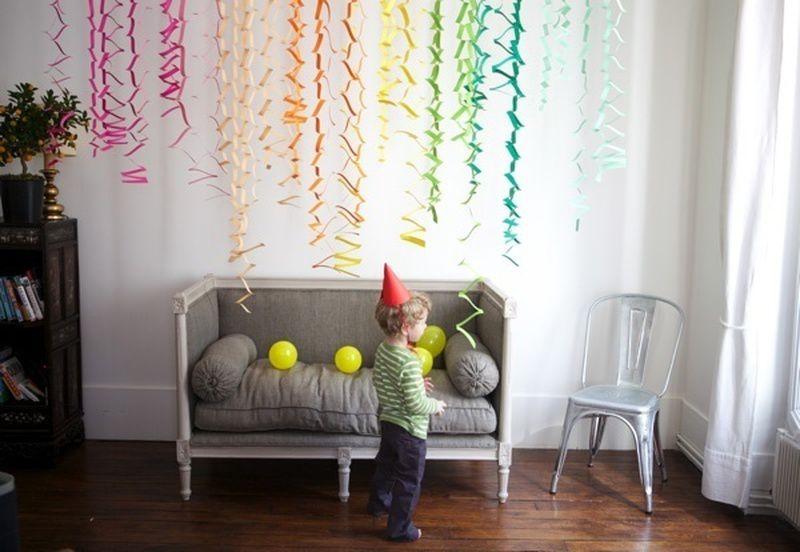 Новогодние гирлянды своими руками 36 несложных вариантов украшения интерьера, фото № 20