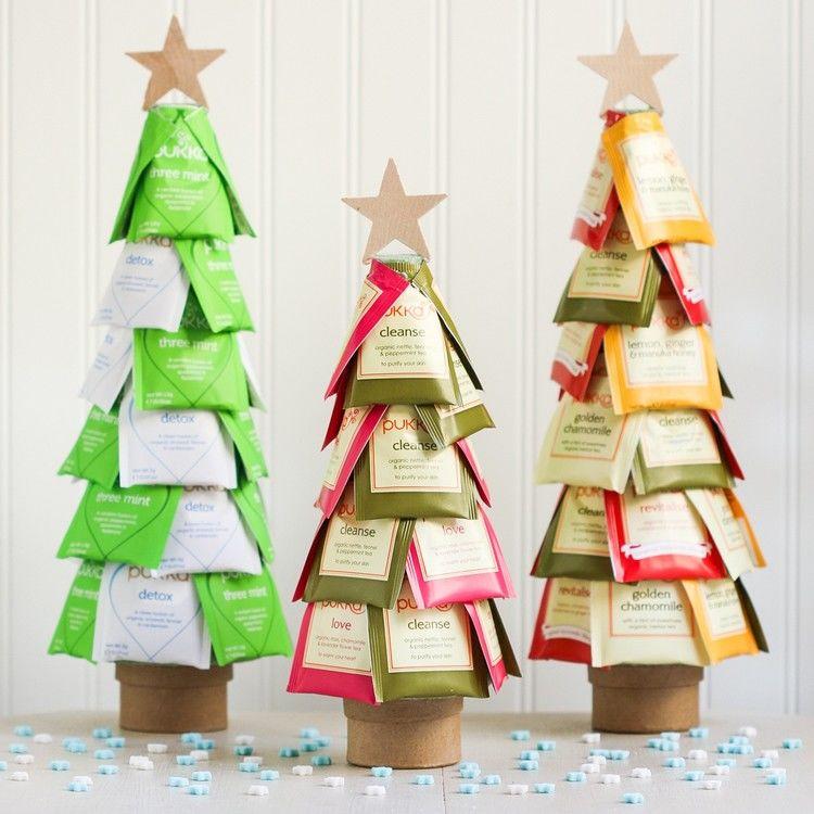 50 interessante ideer til emballering af nytårs gaver, foto № 18