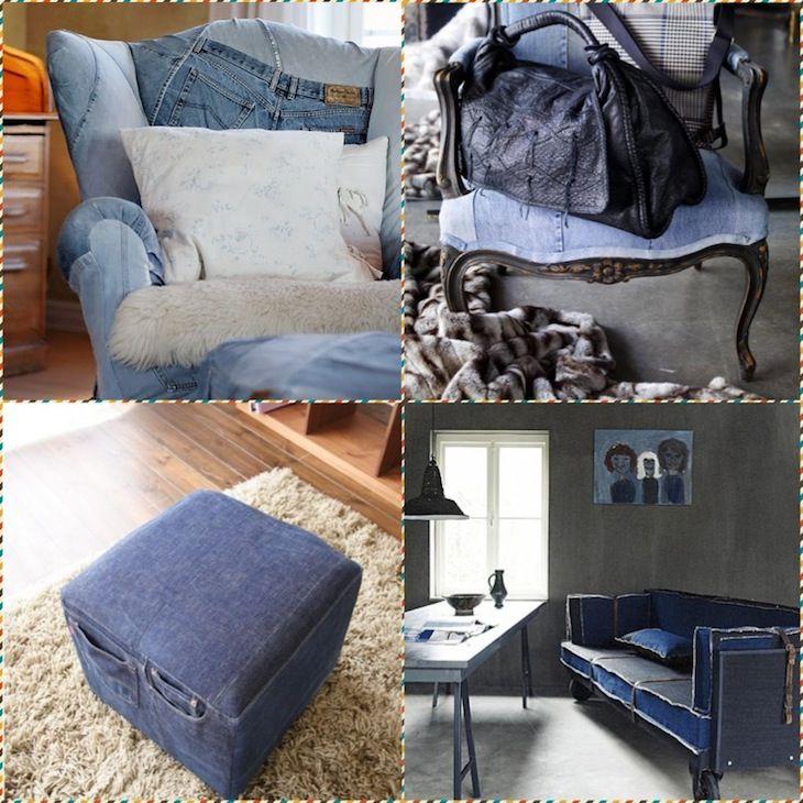 25 Ide Super untuk Kehidupan Kedua Jeans, Foto № 7